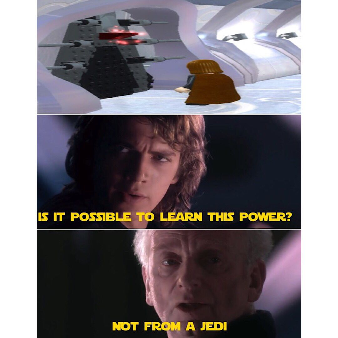 Star Wars Memes Your Daily Dose Of Funny And Interesting Star Wars Memes Subscribe Https Www Pinterest Com Star Wars Memes Star Wars Anakin Star Wars Quotes