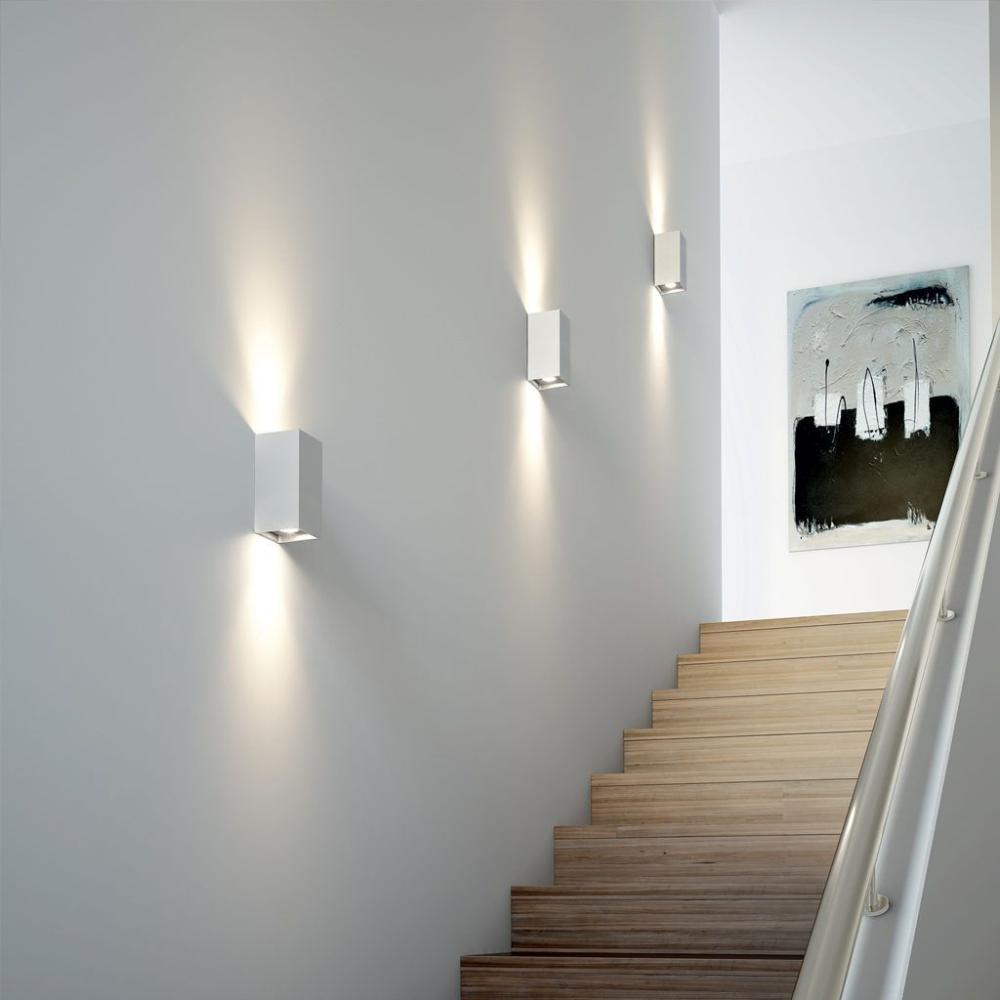 Schmale Treppenwandbeleuchtung Flur Google Suche In 2020 Treppenlicht Flurbeleuchtung Wandleuchte Flur