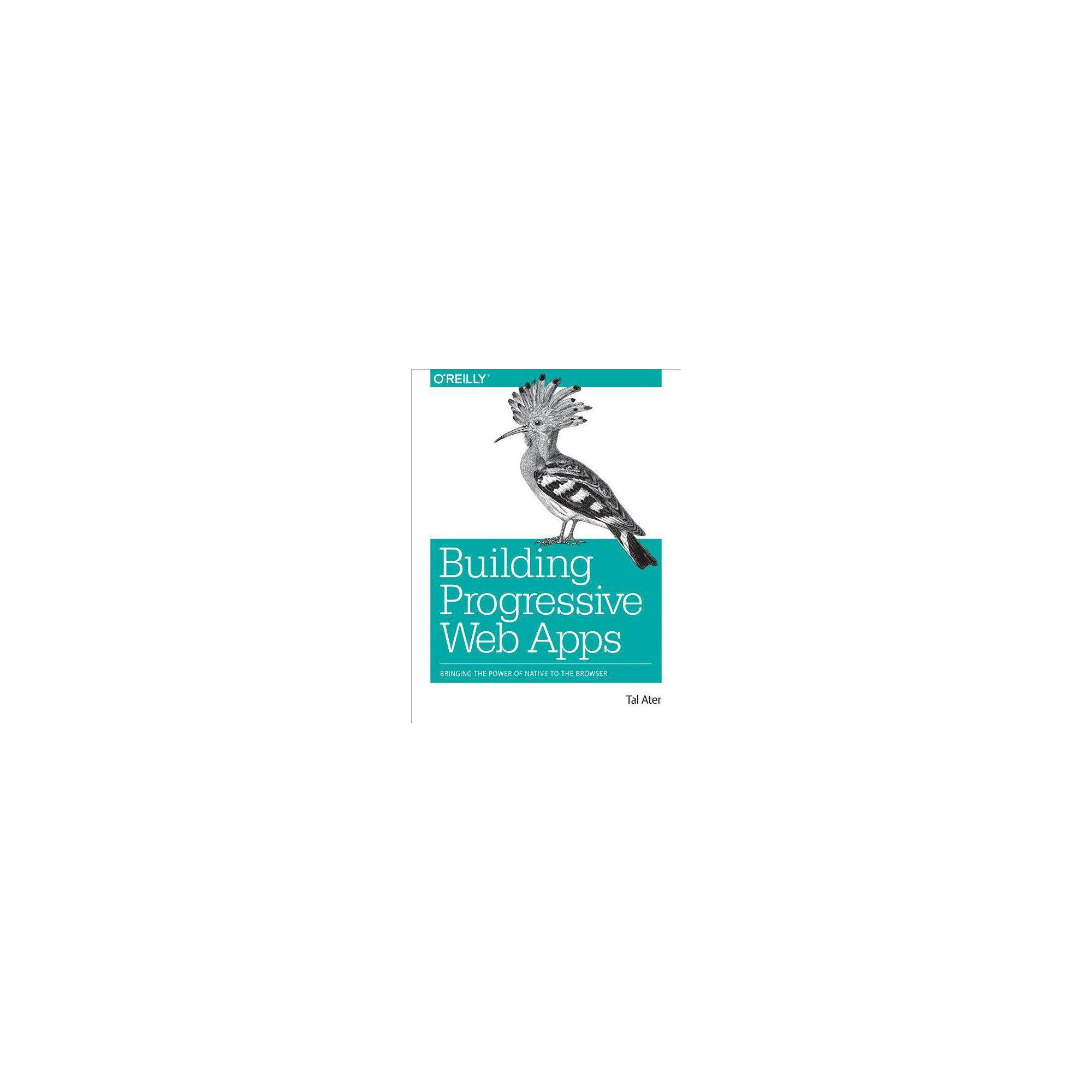 Building Progressive Web Apps by Tal Ater (Paperback