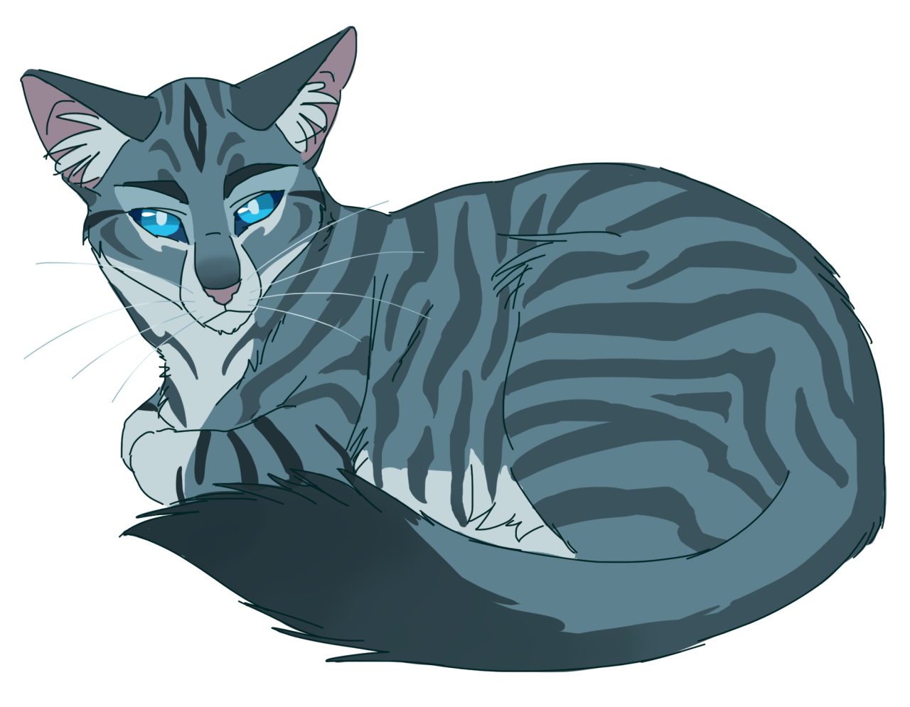 100 Warrior Cats Challenge 14 Jayfeather (Feel free to