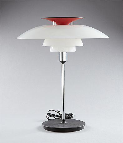 Auktion | Flos lampa Taccia | Stockholms Auktionsverk