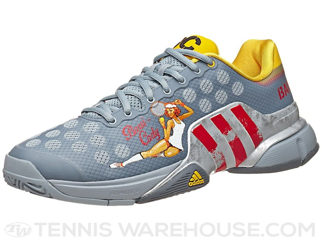 a0118f9b Get these limited edition adidas Barricade Lucky Lady shoes now ...