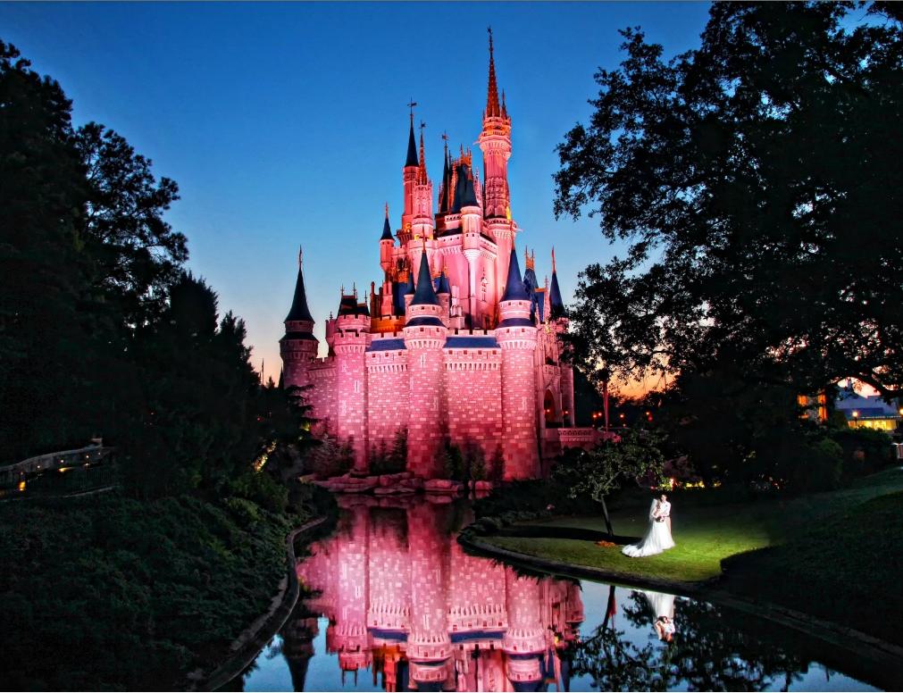 Your Dream Disney Wedding