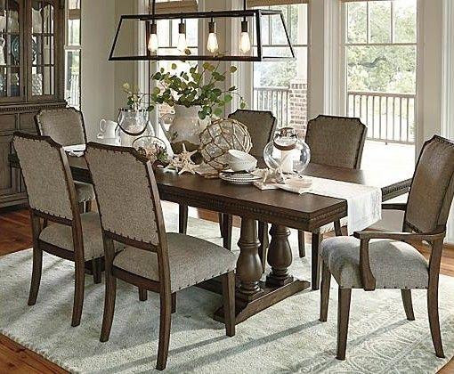 Larrenton Table And Base
