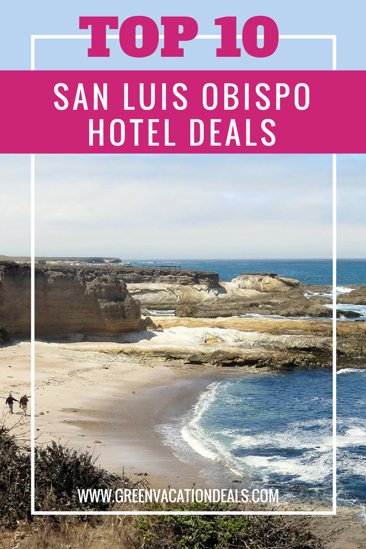 Top 10 San Luis Obispo, California Hotel Deals: Rose Garden Inn, Allegretto  Vineyard