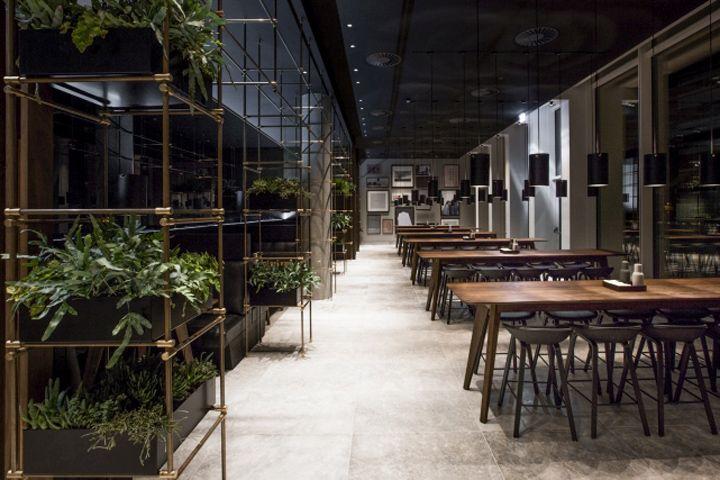 The Restaurant by RIIS Retail, Aarhus – Denmark » Retail Design Blog