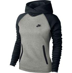 768bb430b5c8 Nike Women s Tech Fleece Funnel Hoodie