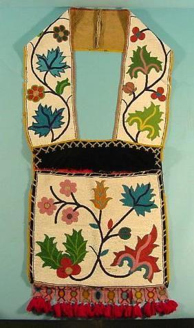 CHIPPEWA BANDOLIER BAG