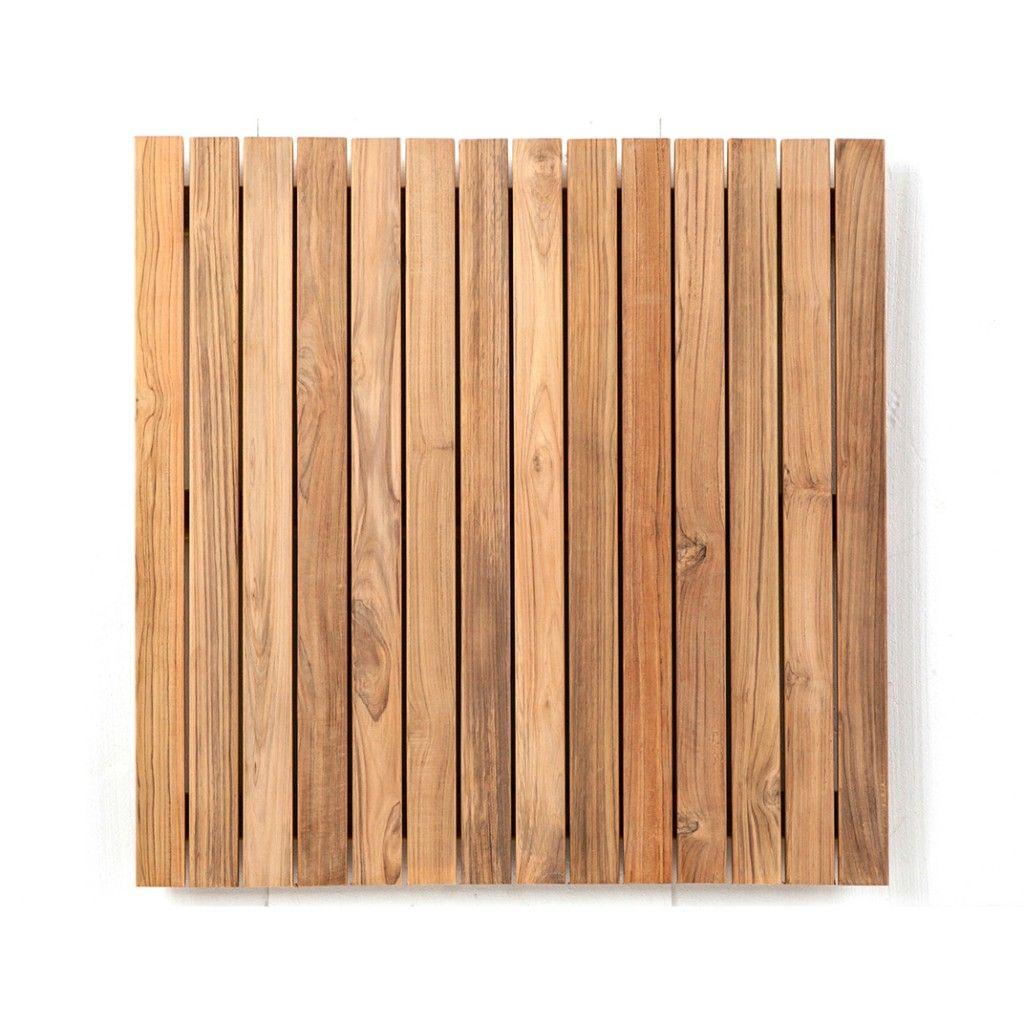 Holzterrassen Elemente Aus Teakholz Kaufen Glatt Gehobelt Holzterrasse Teak Teak Holz