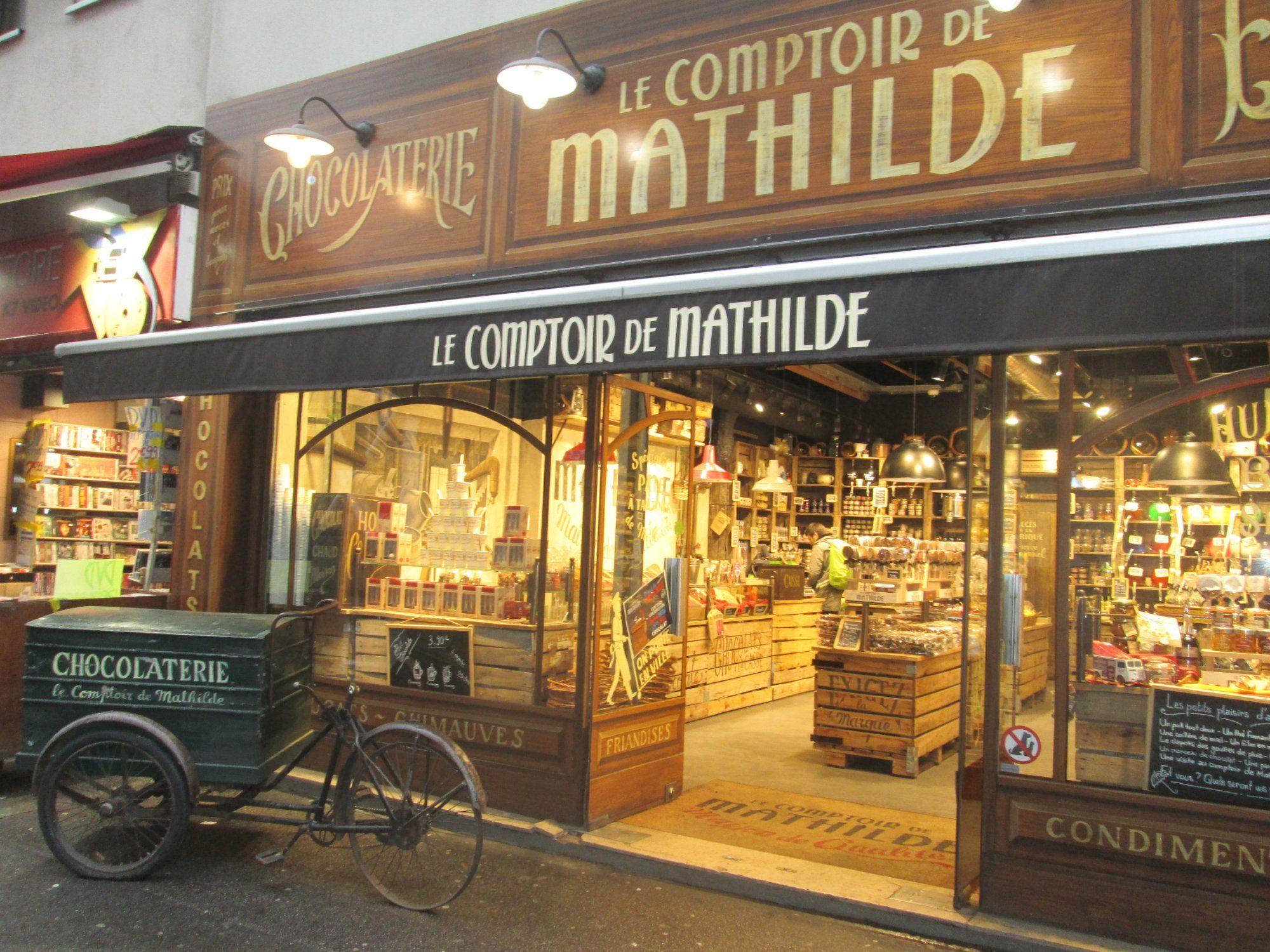 Le Comptoir De Mathilde Paris Consultez 14 Avis Articles Et 14 Photos De Le Comptoir De Mathil Le Comptoir De Mathilde Comptoir Modele De Magasin De Detail