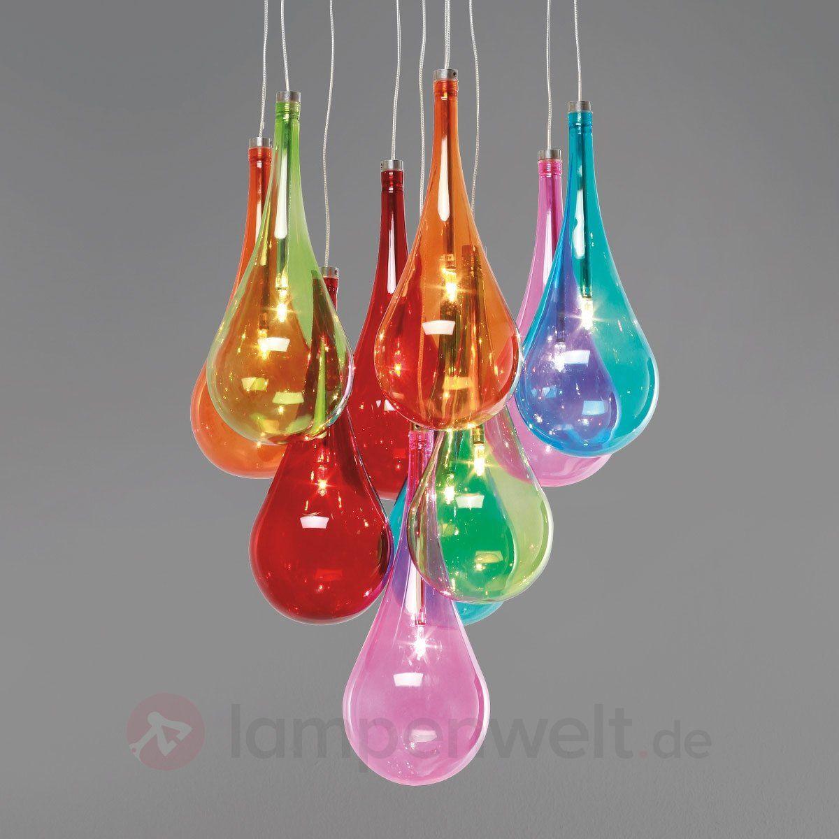 Saloon Flowers 5 Design-Hängeleuchte kaufen | Beleuchtung