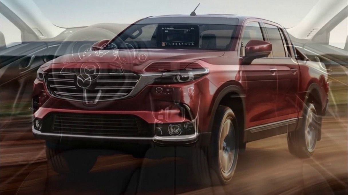 2019 Mazda BT-50 USA Release, Price, Specs, And Changes >> 2019 Mazda Bt 50 Pro Release Date Best Cars 2018 2019 Mazda