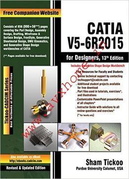 Catia V5r21 For Designers Pdf