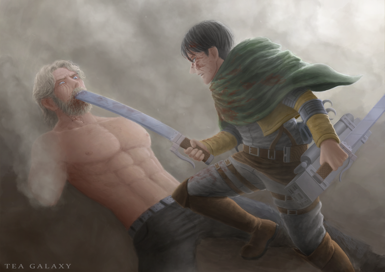 Levi Vs Zeke Beast Titan Attack On Titan Attack On Titan New Image Wallpaper Fan Art