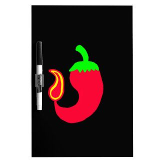 Dry Erase Board B Jalapeno - http://edrndm.space/1tlADMq
