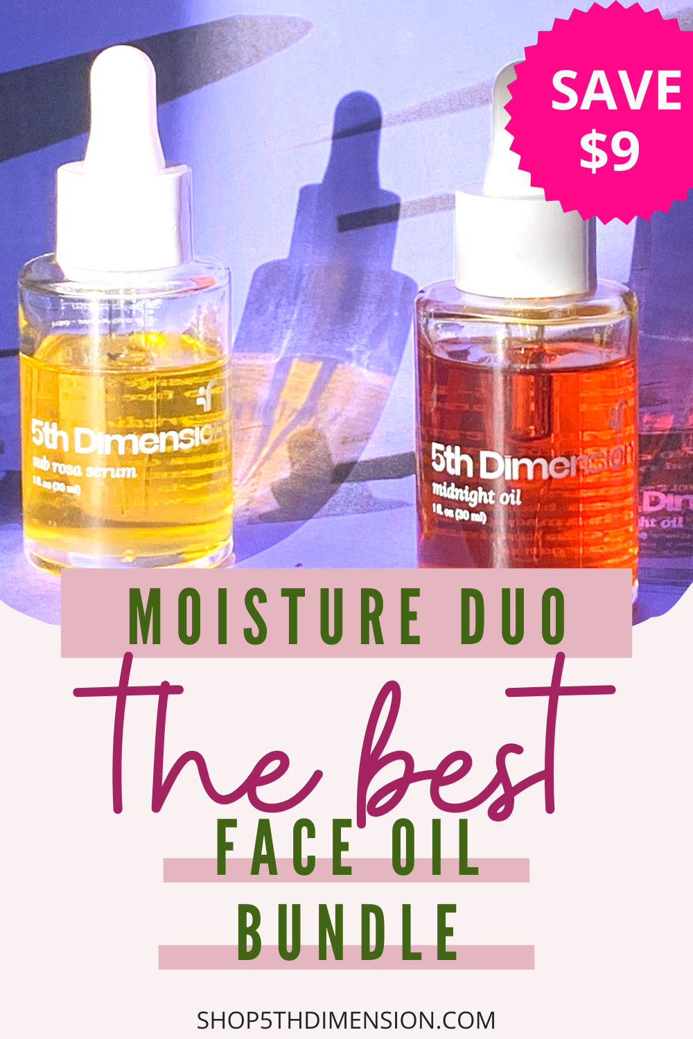 The best face oil bundle to achieve rejuvenated skin and healthy skin barrier Gallery