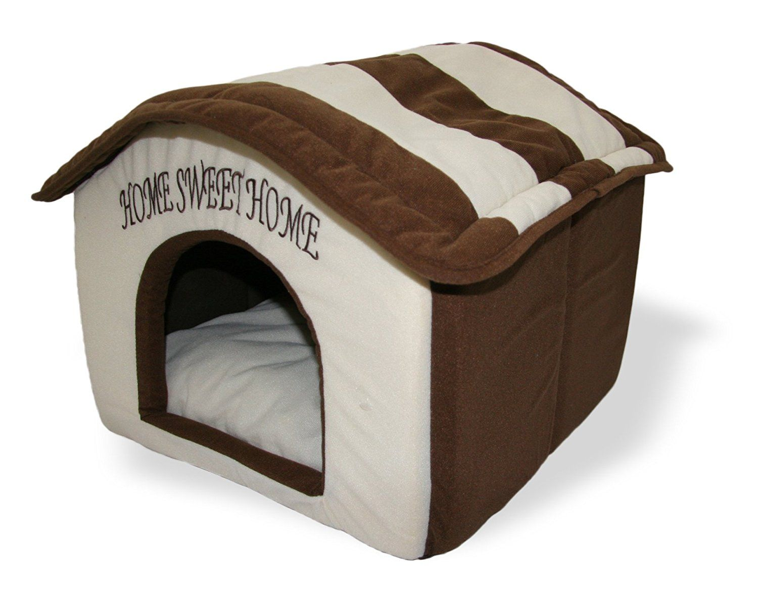Best Pet Supplies Home Sweet Home for Pet, House * Startling review available here  : dog beds