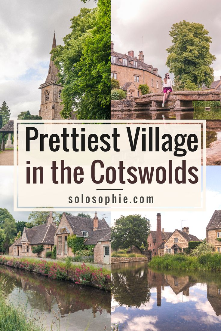 Lower Slaughter: Is This the Prettiest Village in the Costwolds? | solosophie