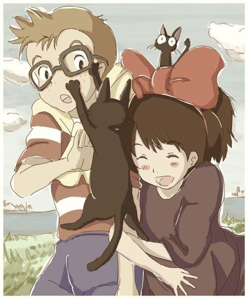 Kiki S Delivery Service Studio Ghibli Studio Ghibli Movies Studio Ghibli Fanart