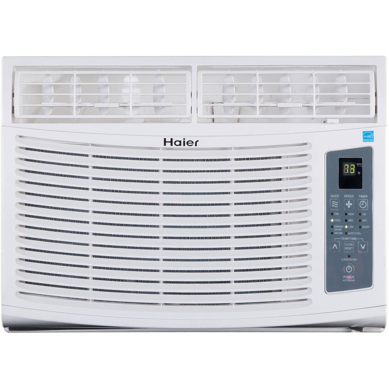 Haier 5,000 BTU Window Air Conditioner, 115V, HWF05XCRL