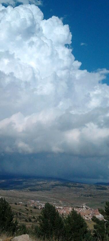 #Convecció #Mosqueruela