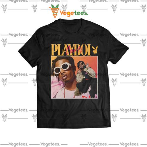 Playboi Carti 90's Vintage Street Fashion shirt