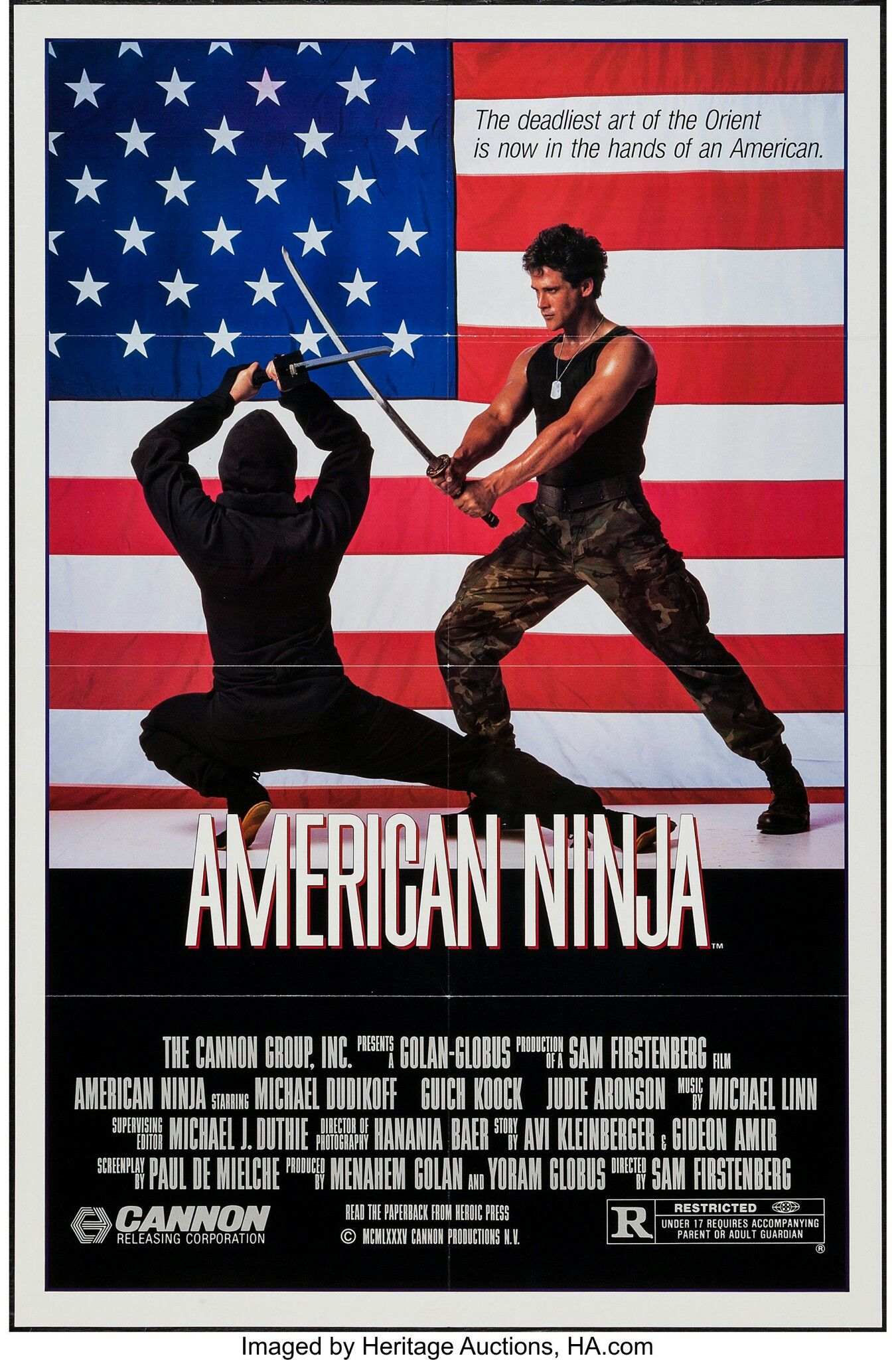 Chinese Movie Posters Vs American