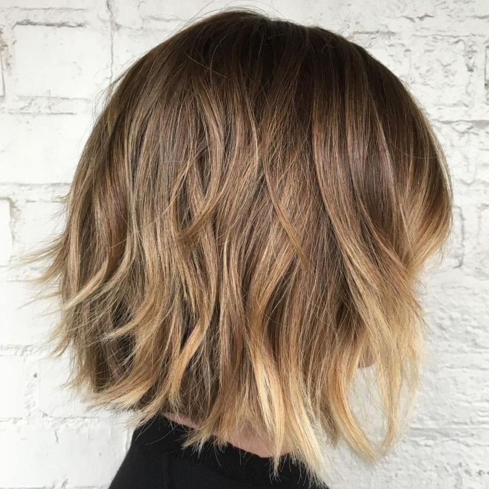70 Fabulous Choppy Bob Hairstyles | Acconciature caschetto ...