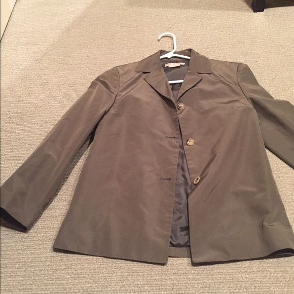 Micheal kors coat Excellent condition Michael Kors Jackets & Coats Trench Coats