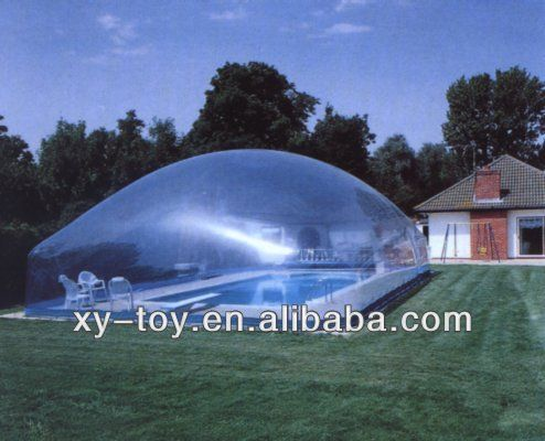 Inflatable Pool Covers Inflatable Swim Pool Covers Bubble Winter Inflatable Pool Covers Above Ground Swimming Pools Swimming Pool Enclosures Pool Landscaping