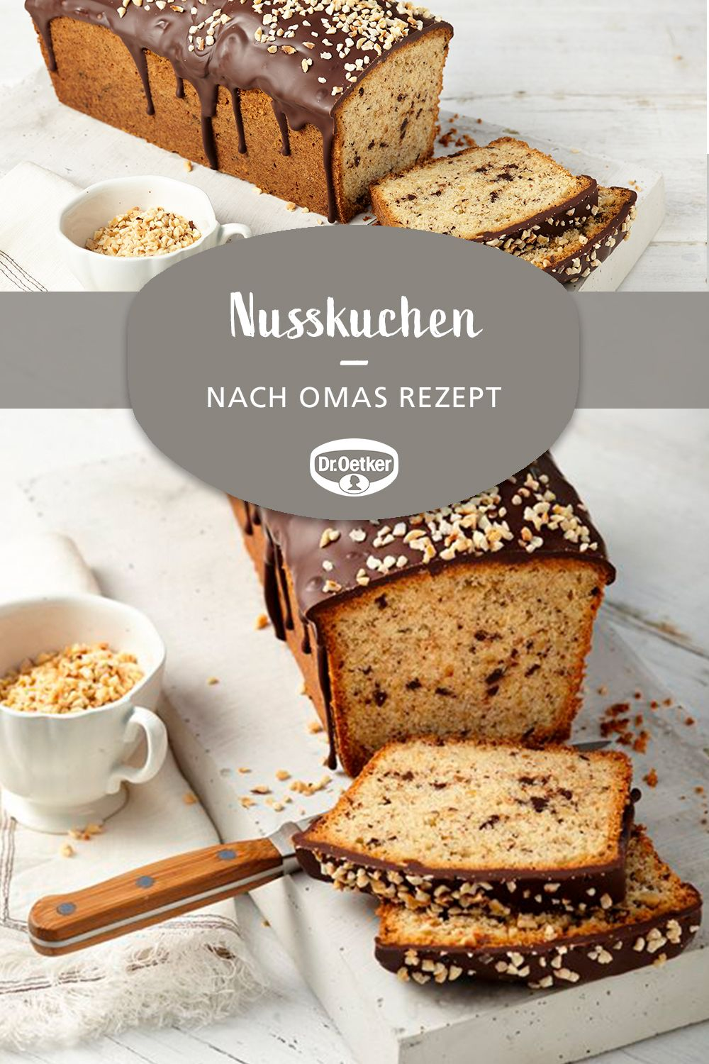 Photo of Omas Nusskuchen
