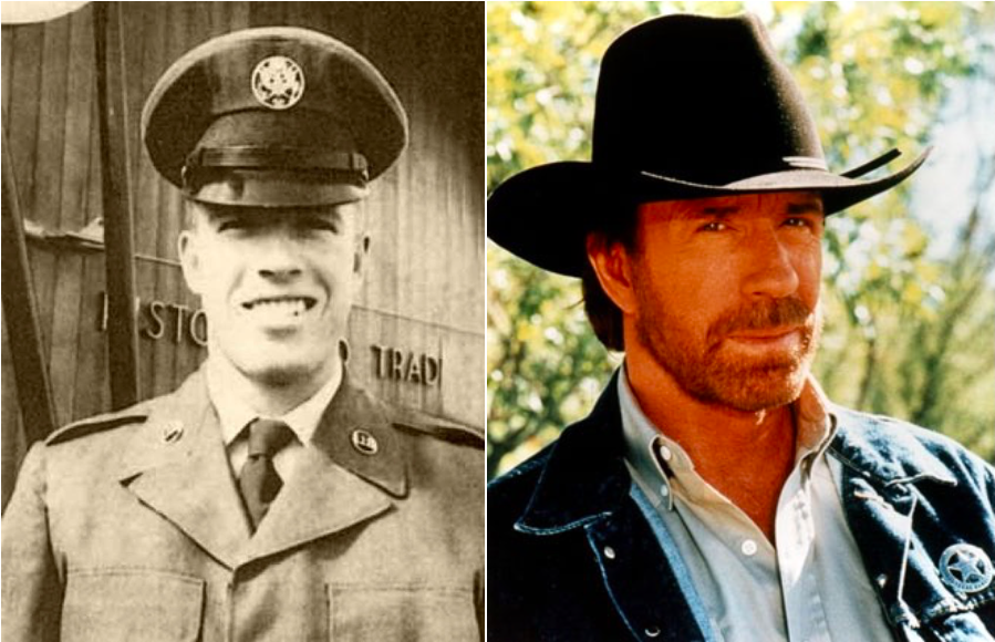 Celebs You Didn't Realize Served In The Military (With images ...