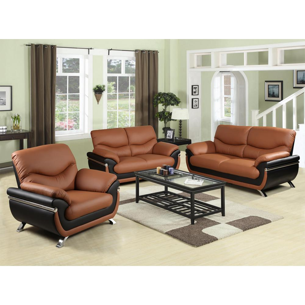 Leather Couch Set Living Room Sets