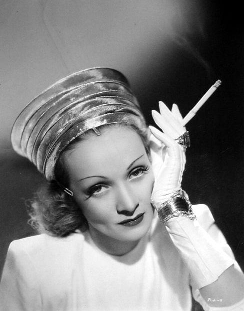1930s Hat & isn't that Dietrich..?