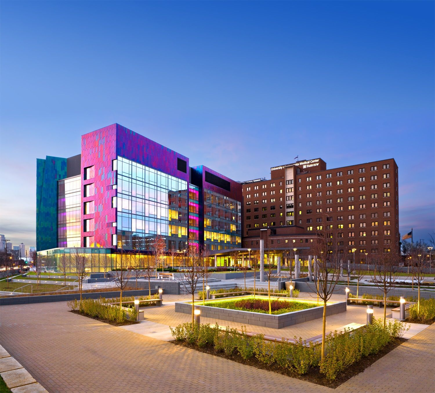 University Of Minnesota Amplatz Children's Hospital