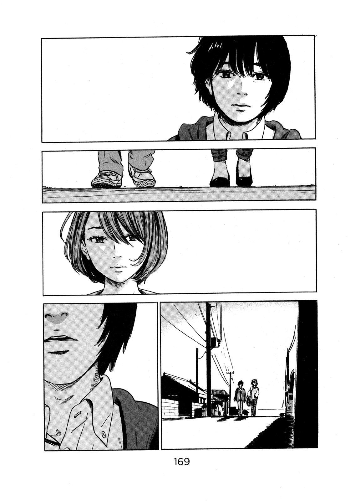 Aku no Hana Chapter 52 Page 16 em 2020 Anime, Manga