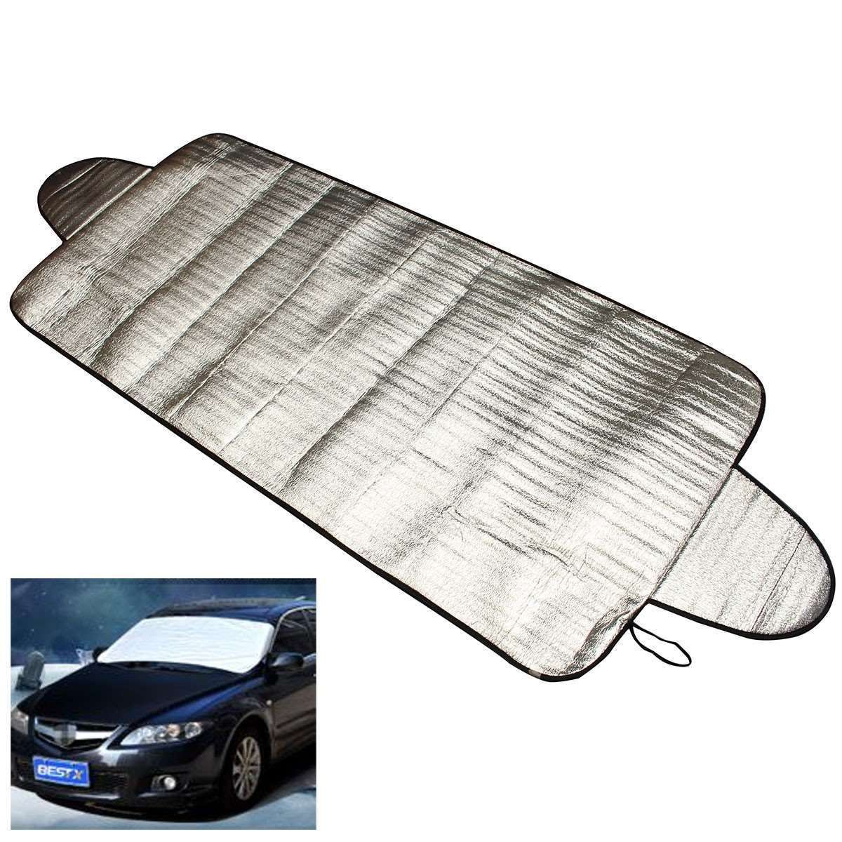 Car Windshield Cover Anti-shade Frost Ice Snow Protecting UV Fading Car Cover