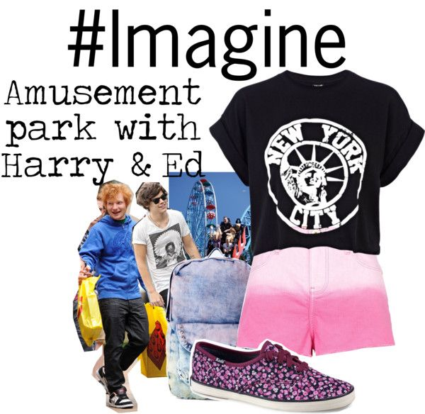 """#Imagine {13}"" by forever-infinite ❤ liked on Polyvore"