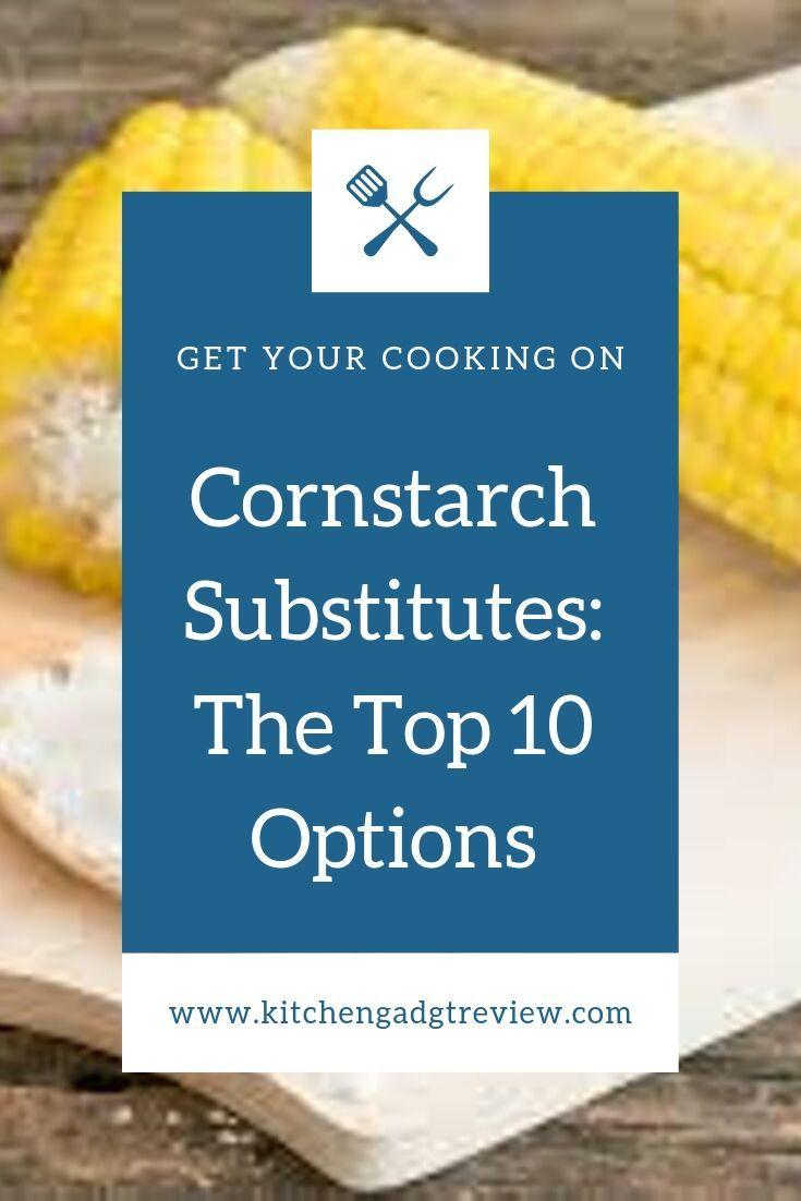 paleo diet cornstarch replacement