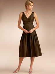 brown mother of the bride dress | Wedding Burlington | Pinterest ...