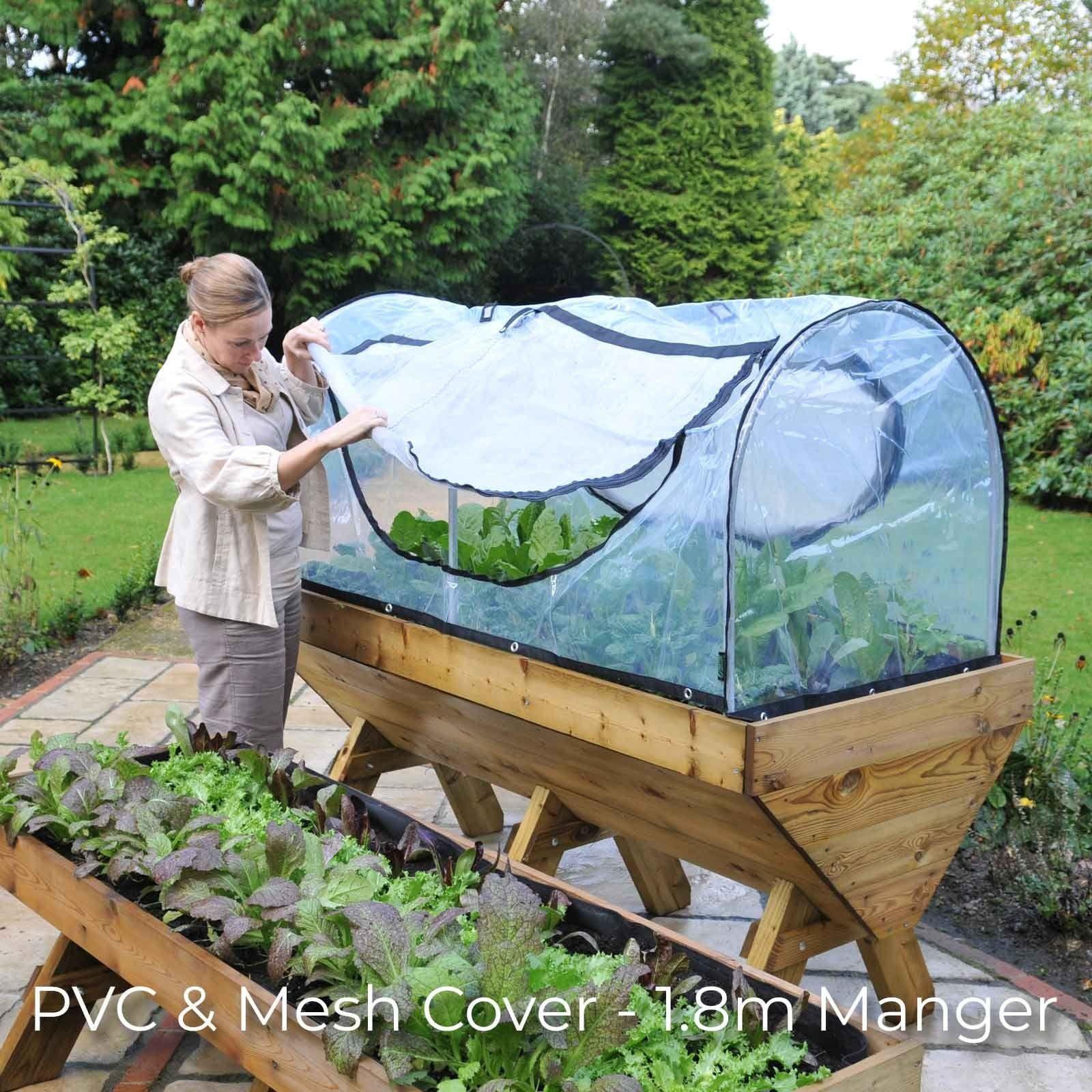 Maxi Manger Hoop & Cover Kits Harrod Horticultural UK in