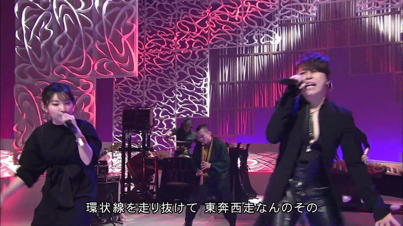 A180210 千本桜 家入レオ 和楽器バンド 西川貴教 Full Hd Youtube
