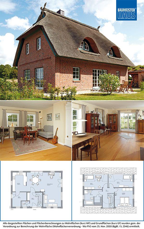 Haus Janke U2013 Traditionelle Optik. Moderner Wohnkomfort. Ein Hauskonzept Wie  Es Norddeutscher Kaum Sein