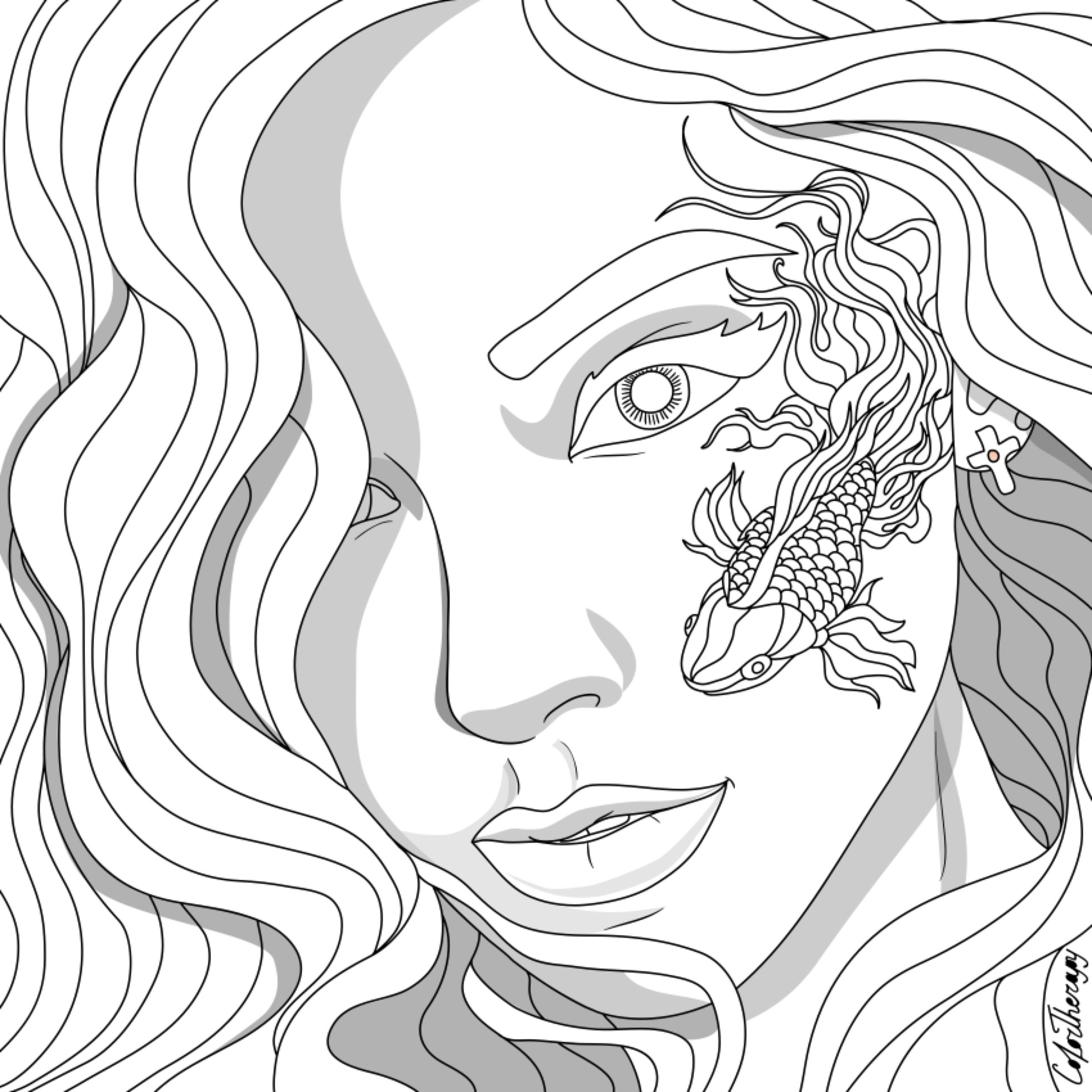 Pin by Nupur Bhatnagar on Devian Art  Coloring pictures, Coloring