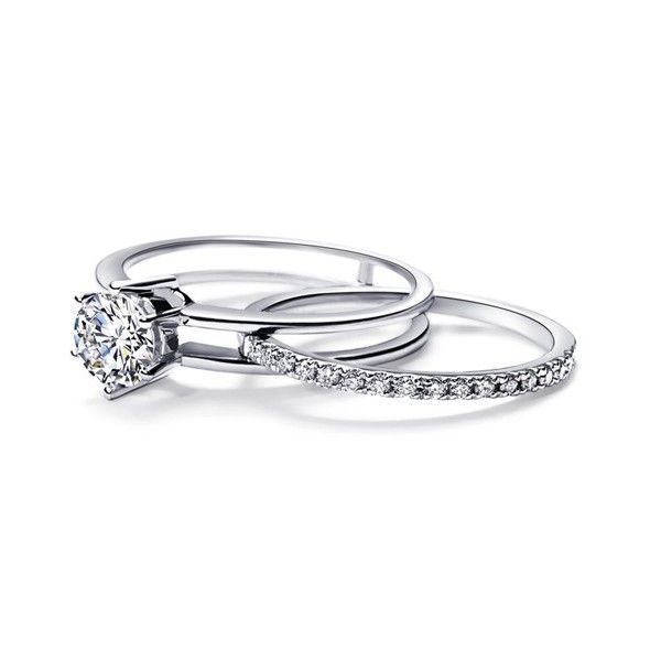 Sliding Diamond Ring