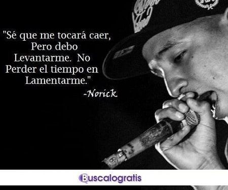 Frases De Canciones De Rap Para El Nick Frases De