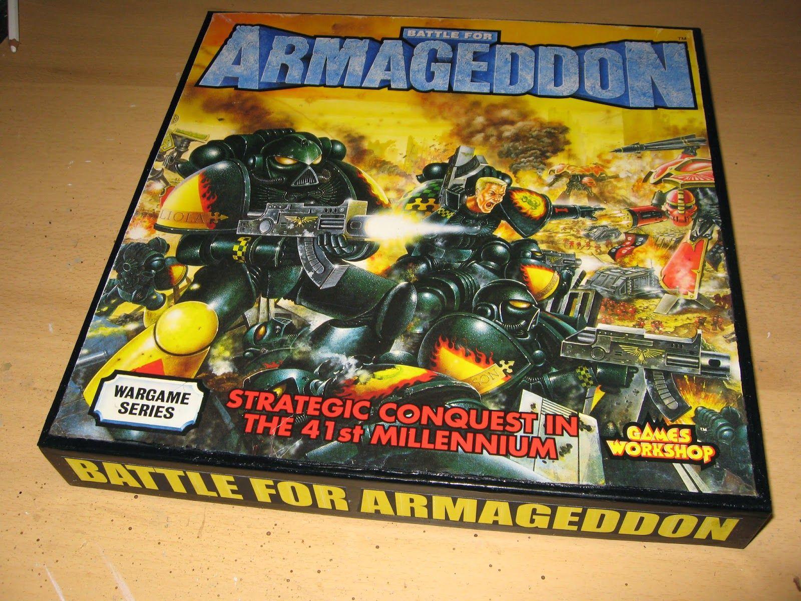 El Descanso del Escriba: Battle for Armageddon en español