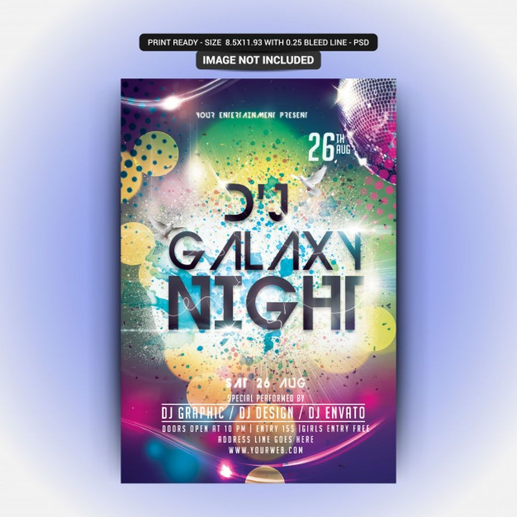 Dj galaxy night party #paid, , #ad, #AD, #galaxy, #night, #party, #Dj