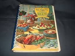 beta sigma phi cookbook