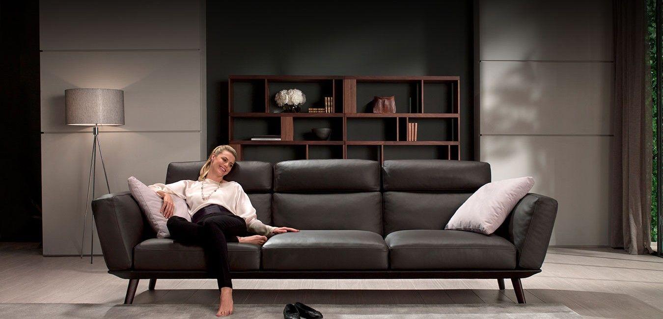 Recliner Sofa Neo High Back King Furniture